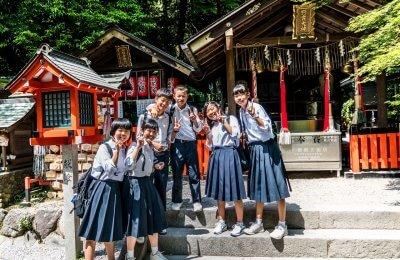 L'uniforme scolaire au Japon