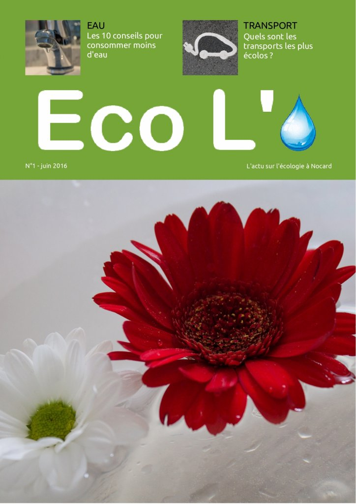 Une Eco-l'o journal